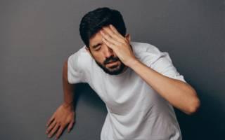 Заболевания внутреннего уха головокружение