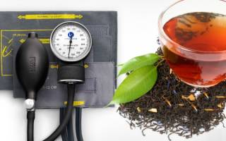 Белый чай повышает или понижает давление