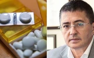 Доктор мясников о вреде мочегонных препаратов