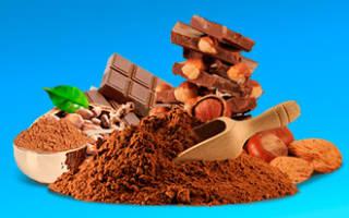 Горький шоколад от высокого давления