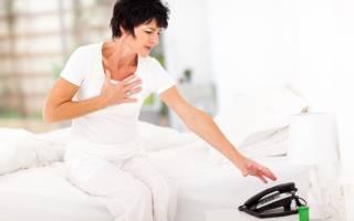 Алгоритм диагностики инфаркта миокарда