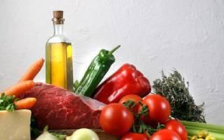 Венозная недостаточность нижних конечностей диета