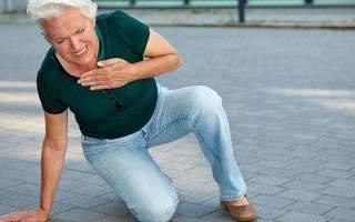 Инфаркт симптомы давление