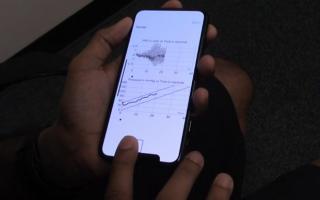 Измерение артериального давления смартфоном