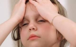 Как лечить внутричерепное давление у ребенка 5 лет