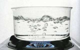 Зависимость температуры испарения воды от давления