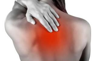 Боль между лопатками инфаркт