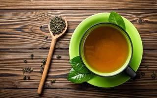 Зеленый чай с медом при высоком давлении