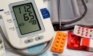 Для повышения артериального давления применяют тест