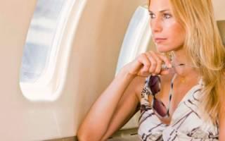 В самолете давление повышается или понижается