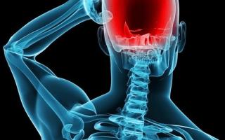Боль в затылочной части головы какое давление