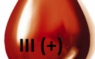 Группа крови 3в