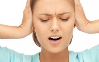 Давление в ушах у ребенка