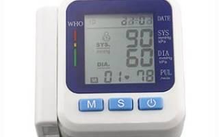 Гипотония давление 60 на 90