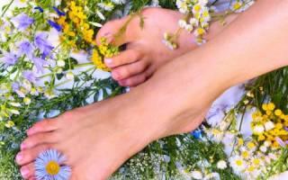 Давление ноги человека