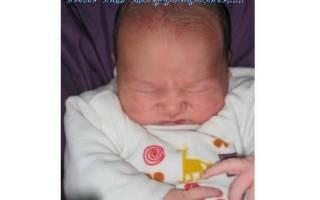 Ишемия миокарда у новорожденного