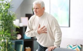 Боль в области сердца и нехватка воздуха