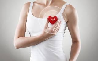 Инфаркт симптомы первые признаки у женщин 35