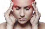 Давление 135 головная боль