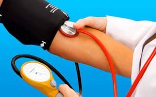 Артериальное давление при остром инфаркте миокарда
