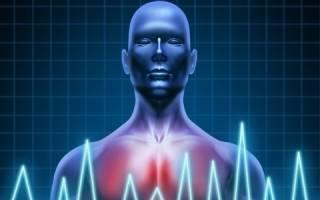 Диастолическая сердечная недостаточность симптомы