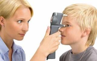 Видео измерение внутриглазного давления