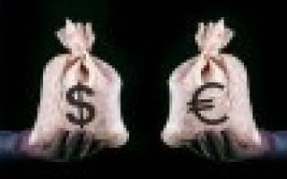 Доллар под давлением