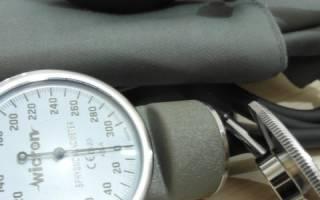 В чем измеряется внутреннее давление человека