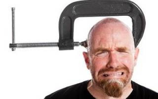 Болит голова давит на глаза и тошнит причины