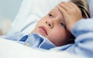 Внутричерепное давление у детей причины и последствия