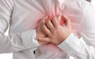 Болит горло тахикардия