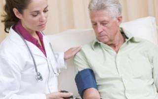 Гипертонический криз осложненный энцефалопатией