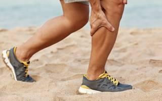 Из за чего происходят судороги в ногах