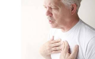 Вода в легких при сердечной недостаточности